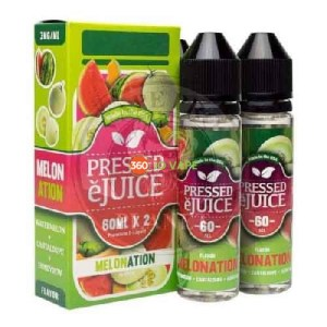 Melonation By Pressed E-juice