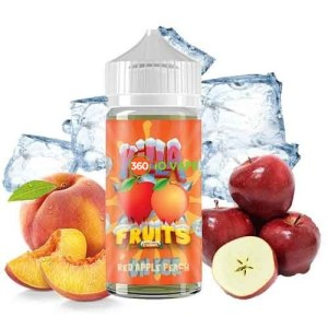 Killa Fruits - Red Apple Peach ICE