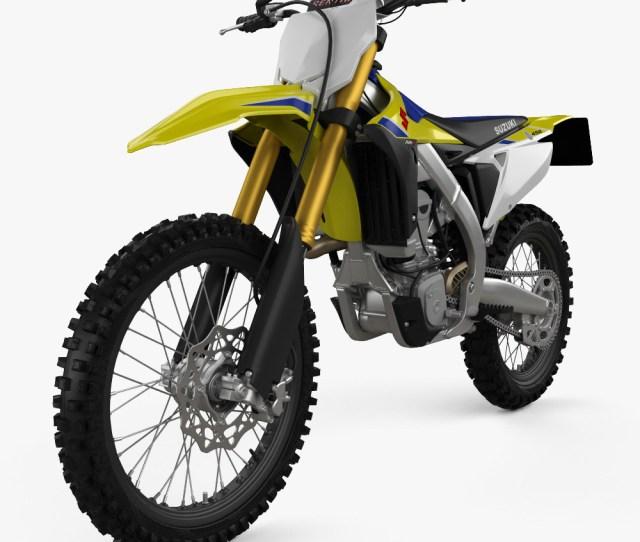 Suzuki Rm Zd Model