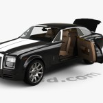 360 View Of Rolls Royce Phantom Coupe With Hq Interior 2012 3d Model Hum3d Store