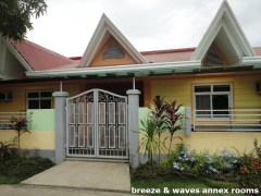 Breeze and Waves Resort - Annex rooms