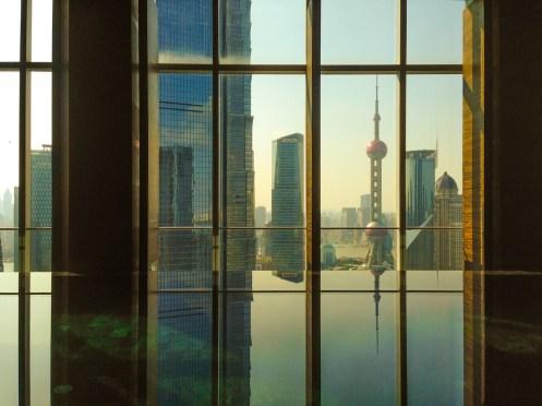 four season hotel Pudong , unic !