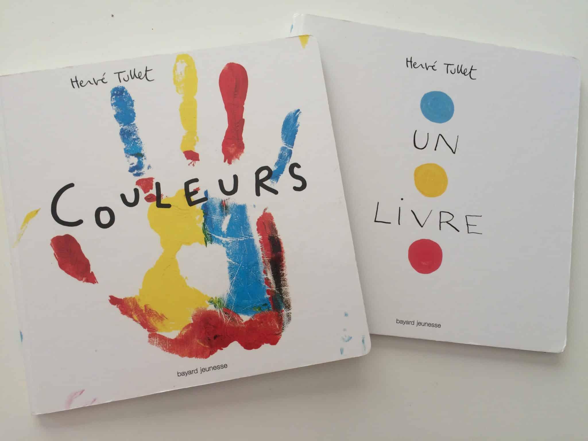 Et si on jouait à lire des histoires avec Hervé Tullet ?