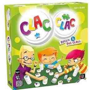 Clac Clac jeu de société à partir de 4 ans