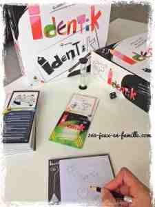 Identik : un jeu d'ambiance et de dessin, en famille ou entre amis