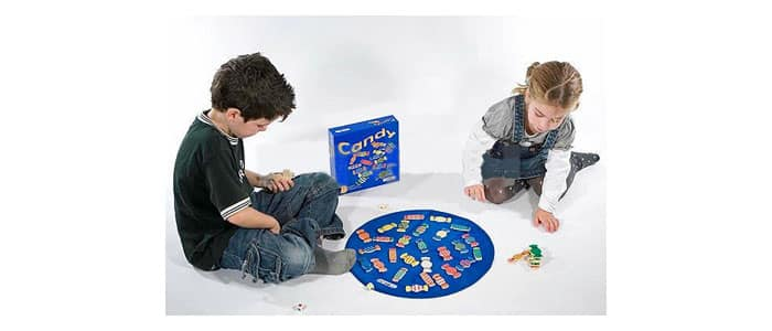 Candy un jeu d'observation et de rapidité pour toute la famille