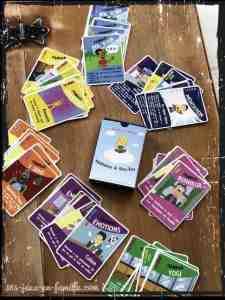 méditation et bien être le jeu 7 familles