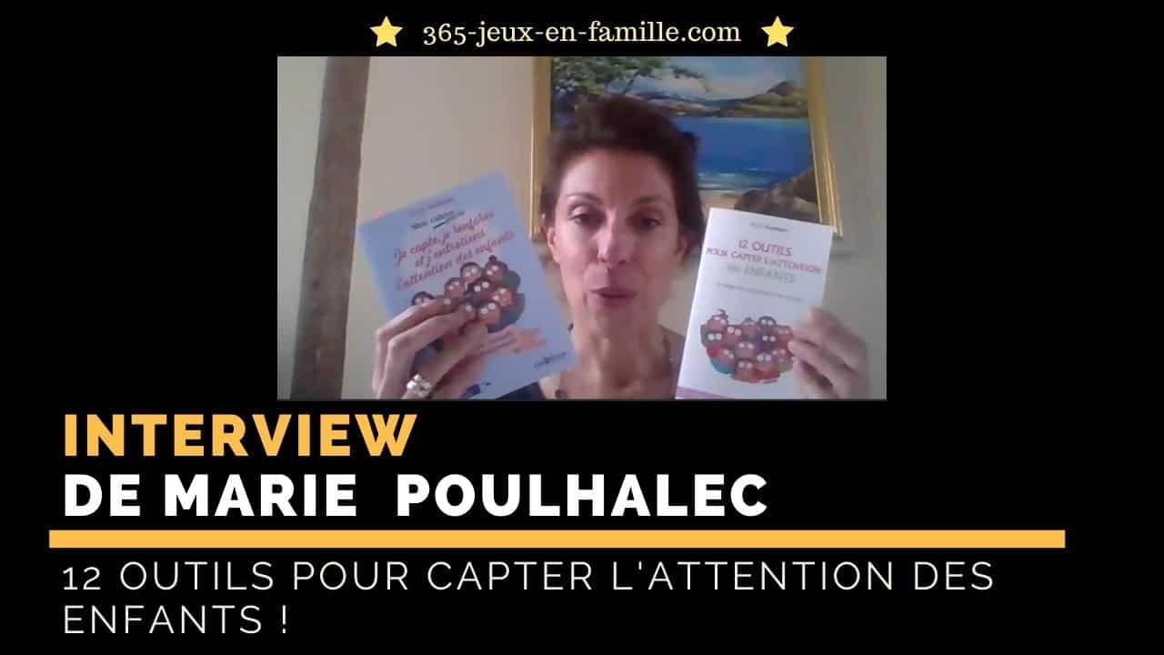 You are currently viewing 12 outils pour capter l'attention des enfants par Marie Poulhalec