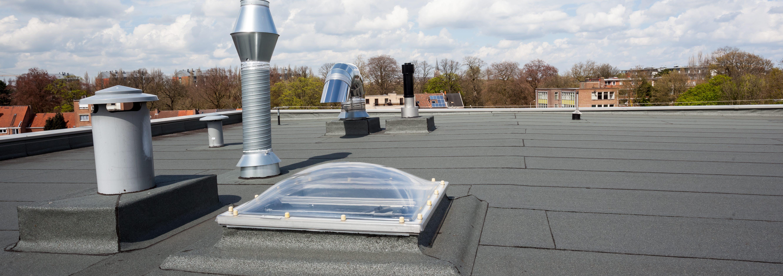 bur/asphalt roofing commerical