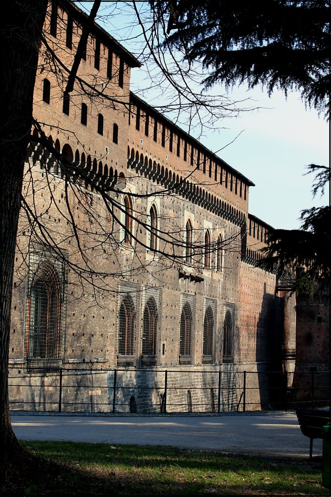 Fare i turisti a Milano