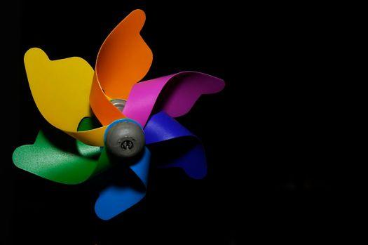 Giochi e colori per distrarci dalla notte
