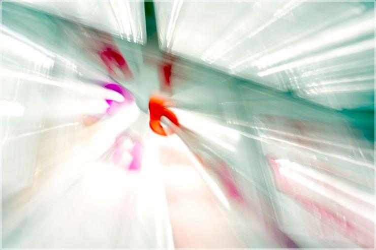 Luci, colori e movimento