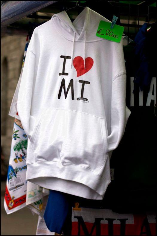 Mi piace Milano