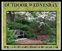Outdoor wednesday blog badge