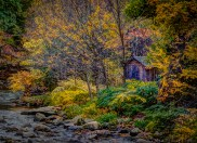 Mill River Williamsburg, MA