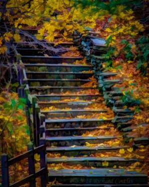 Stairway to November
