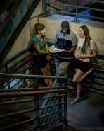 Stairwell Singers