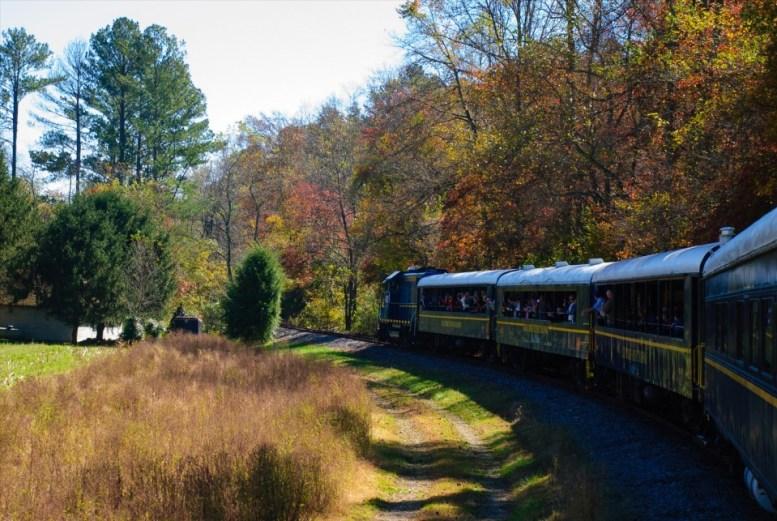 Blue Ridge Scenic Railroad 16