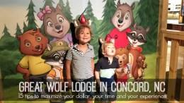 great wolf lodge nc