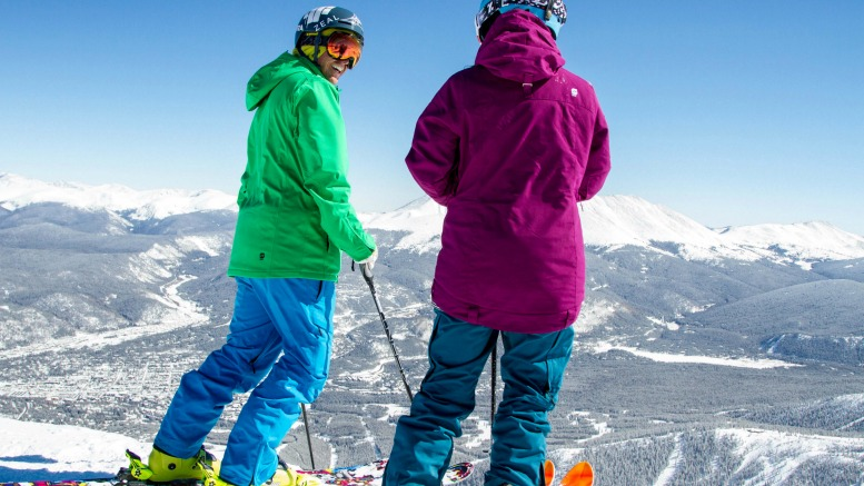 Breckenridge Ski Resort, Breckenridge CO