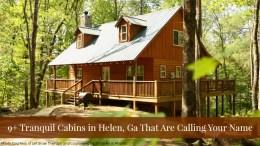 cabins-in-helen-ga