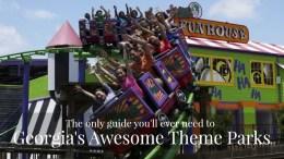 The best Amusement Parks in Georgia