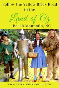 Land of Oz Beech Mountain NC