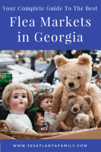 For the folks who love a good bargain and a hunt for unexpected treasures, the flea markets in Georgia offer an ever-changing shopping experience. You'll find them in every corner of the state, from multi-acre roadside setups to old churches filled with vending booths and produce stands. Here's a guide to a few of the Peach State's best flea-tique offerings.