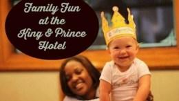 King and Prince Hotel St Simons Island Ga.
