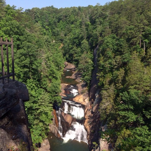 Tallulah Gorge State Park - ideas from 365 Atlanta Family