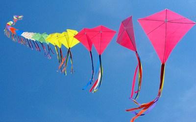 30.  Barrington Community Kite Fly