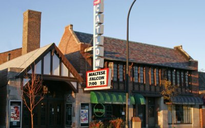 18.  Experience the Catlow Theater