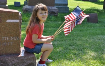 60.  Share the Meaning of Memorial Day