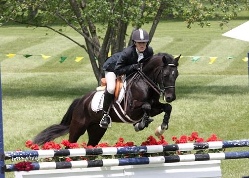 Horse Trials in Barrington Hills