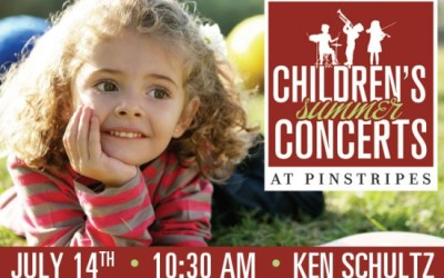 104.  Children's Concert at the Arboretum