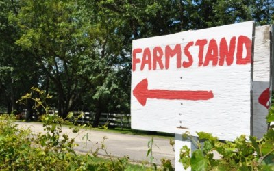 136.  Find Your Way to The Foley Farmstand