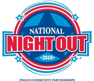 National Night Out in Barrington, Illinois