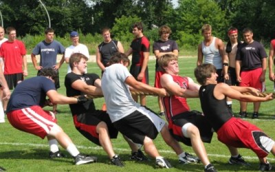 126.  Barrington Broncos 2010 Kickoff Party