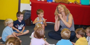 Kids Learn Songs with Kindermusik