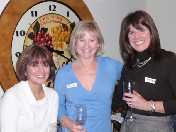Wine Tasting with the Barrington Newcomers and Neighbors
