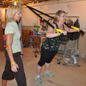 Get in Shape with Lake Barrington Personal Trainer, Sherry Hana