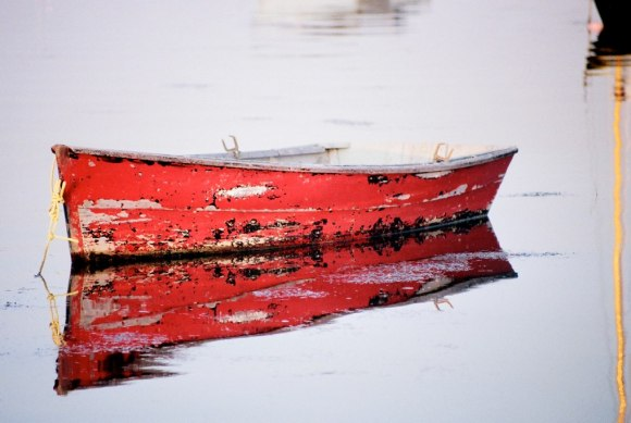 Boats in Coastal Maine Photographed by Bob Lee