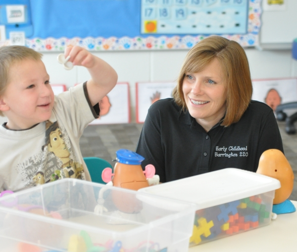 Early Learning Center Welcomes Students for the First Day of School