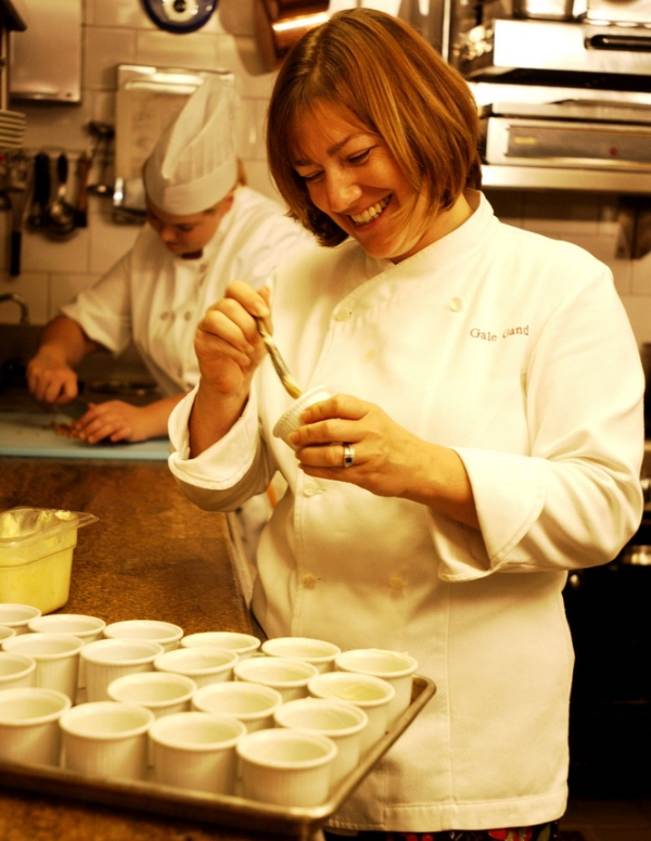 Pastry Chef, Restauranteur and Cookbook Author Visits Barrington