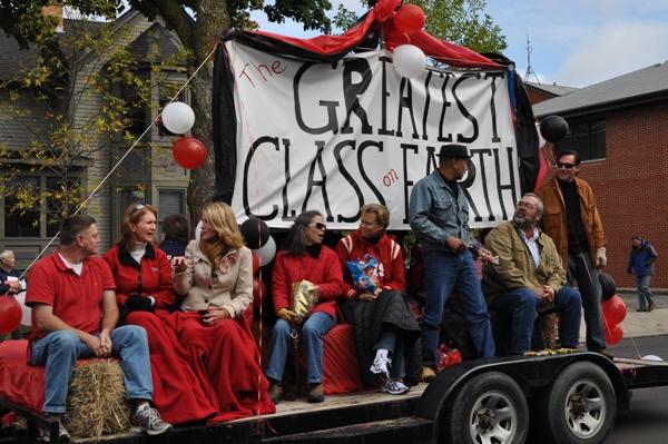 2010 Homecoming in Barrington