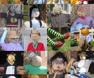 188.  Vote for Barrington's Best Scarecrow