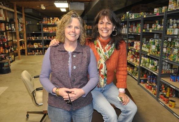 Managing the Cuba Township Food Pantry