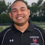 Head Bronco's Football Coach, Joe Sanchez