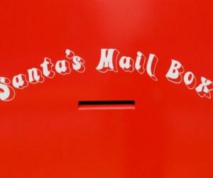 242. Santa Letters at the Barrington Park District
