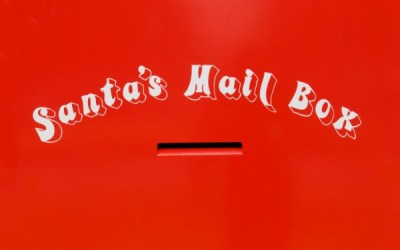 242. Santa Letters at the Barrington Park District